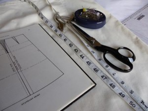 dressmaking skills tuition sewing